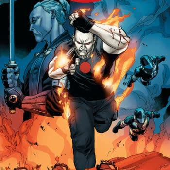 Faith And A Double Shot Of Bloodshot In Previews From Valiant