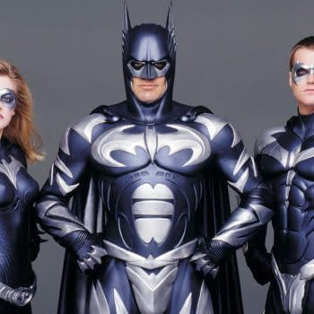 George Clooney Brings Up The Bat-Franchise During His Interview On Ellen