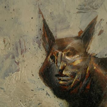 Dave McKean's 'Black Dog – The Dreams of Paul Nash' To Debut In March