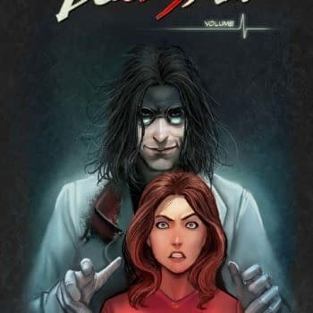 A Look Inside The OGN From Top Cow, Blood Stain by Linda Sejic