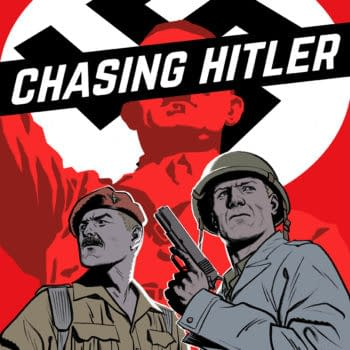 Chasing Chasing Hitler: A New Comic About Comics' Greatest Villain