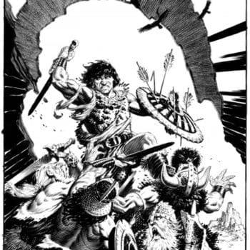 Cullen Bunn Launches Conan The Slayer From Dark Horse Comics, Announcing At ComicsPRO