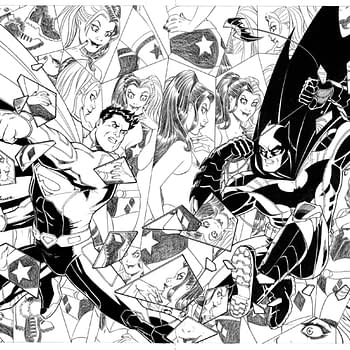 Amanda Conner's Connecting Variants For Batman #50 And Superman #50