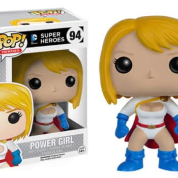 New DC Pop! Figures Include Supergirl, Powergirl, Cyborg And More
