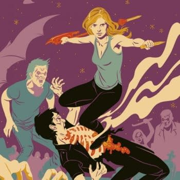 Free New Buffy Comic For Dark Horse Day On June 4th With Sin City, Umbrella Academy And AVP, Announced At ComicsPRO (Details UPDATE)