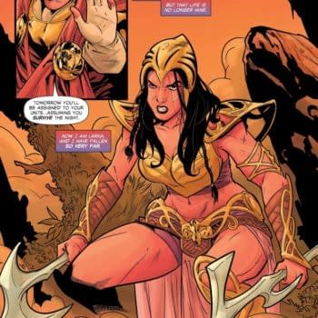 Writer's Commentary – Frank Barbiere on Dejah Thoris #1