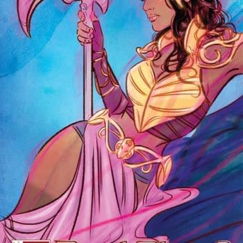 Exclusive Extended Previews Of Dejah Thoris #1 And Bob's Burgers #8
