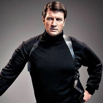 Nathan Fillion Responds To The End Of Castle
