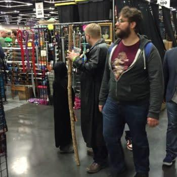 40 More Shots From Wizard World Portland Comic Con!