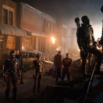 Six Important Moments From DC's Legends Of Tomorrow – Star City 2046 Updated