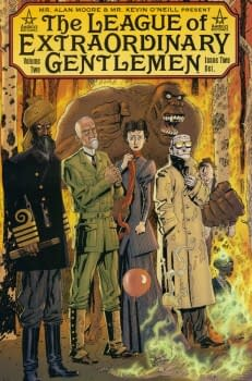 League Of Extraordinary Gentlemen Will End In A Year Or So