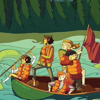 Lumberjanes Is Moving To The Classroom