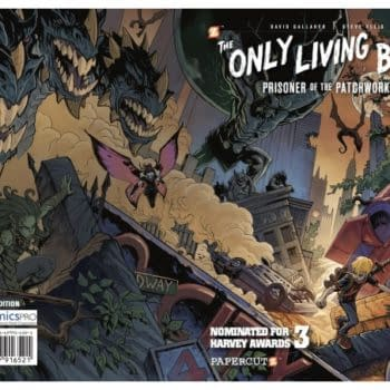 The Only Living Boy In Portland – And The Creators Are Coming To A Store Near You Soon