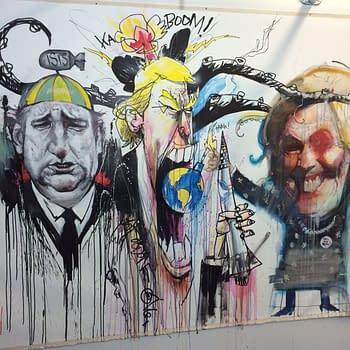 Sienkiewicz Mahfood and Alexander Get Political