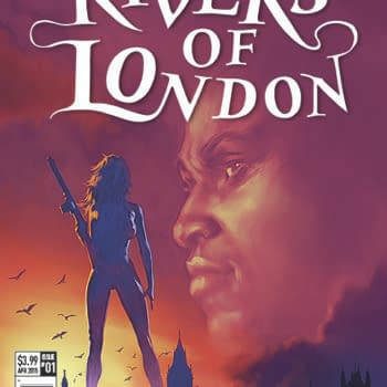 A Look Inside Rivers Of London: Night Witch #1