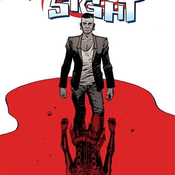 Preview: David Hine And Albert Ponticellis Second Sight Debuts Next Week&#8230