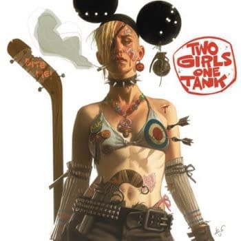 The Next Tank Girl Comic Is Actually Called 2 Girls 1 Tank – And Other Titan Solicits For May 2016