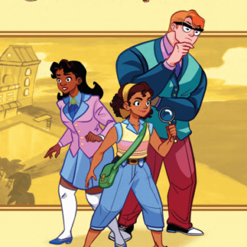 The First Issue Of Jonesy Comes With A Goldie Vance Preview