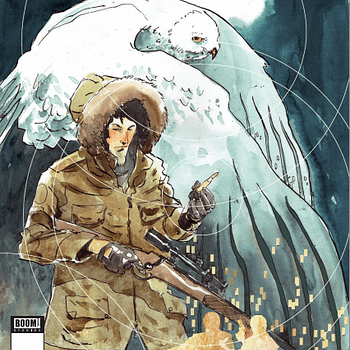 The Truth Revealed: Snow Blind #3 Review