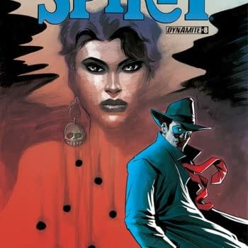 Exclusive Extended Preview Of Will Eisner's The Spirit #8
