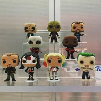Suicide Squad Goes Pop! Thanks To Funko