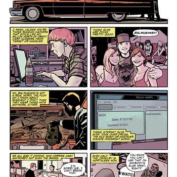 An Uncensored Look At The Fix By Nick Spencer and Steve Lieber From Image Comics In April