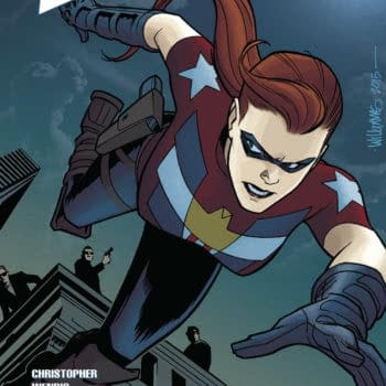 Dark Circle's Newest On-Going, The Shield, Continues This Week
