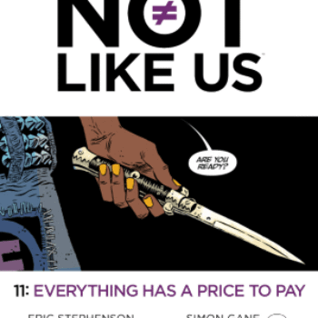Is There A Glimmer Of Hope To Be Found In They're Not Like Us #11?