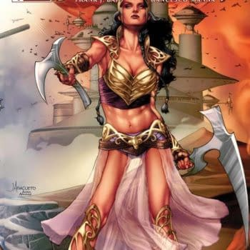 Dejah Thoris May Be The Best Way To Judge The Dynamite Redesigns