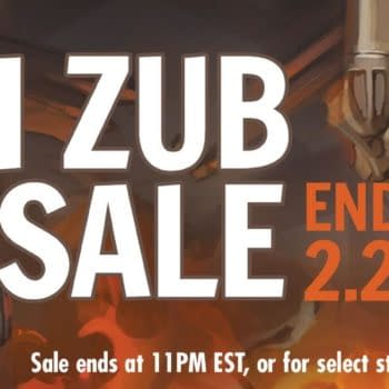 Still Time To Dive Into The Jim Zub Sale On Comixology