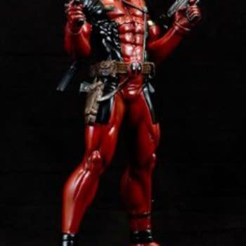 Petition For A Deadpool Statue To Be Built In His Regina