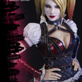 Sideshow Offers Up New Harley Quinn Statue From Batman: Arkham Knight