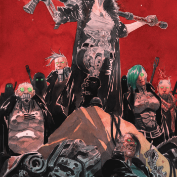 An Early Look At The Tenth Issue Of Descender