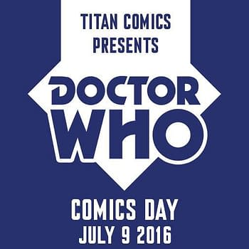 Doctor Who Comic Day Is Coming This July