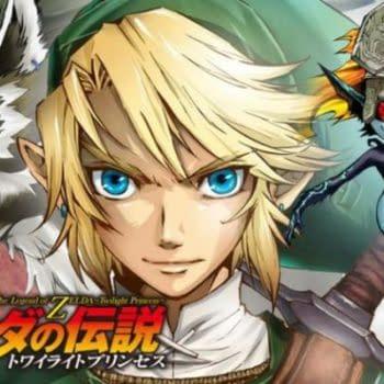 Zelda Twilight Princess Comes To Manga, Next Week