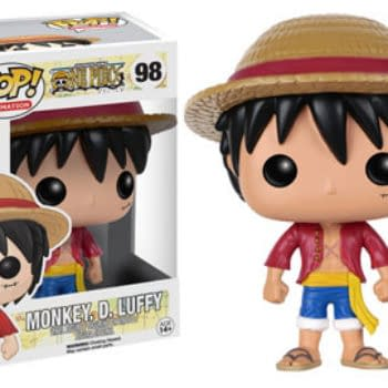 Funko's Anime POP! Collection Grows With One Piece