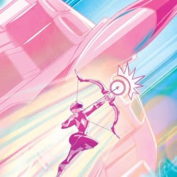 Mighty Morphin Power Rangers #1 Sells Over 100,000, As Pink Ranger Gets Her Own Series