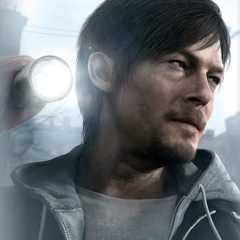 Kojima Asked The Gears Of War Creator To Work On Silent Hills