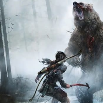 Rise Of The Tomb Raider Wins Writer's Guild Award