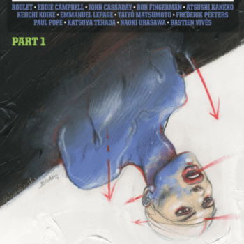 The Tipping Point From John Cassaday, Paul Pope, Eddie Campbell And More Launches This Weekend