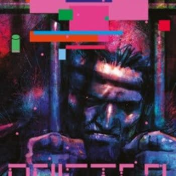 """""""Ghost Town's About To Burn."""" The First Three Pages Of Drifter #10"""