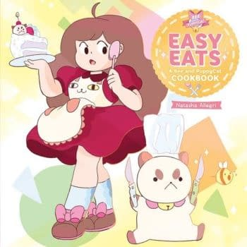 Cook Up Some Delcious Stuff With A Bee And Puppycat Cookbook