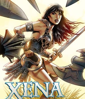 The Story Begins After Twilight Of The Gods &#8211 Genevieve Valentine Talks Xena: Warrior Princess