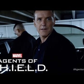 Lincoln Takes On Absorbing Man In Latest SHIELD Clip