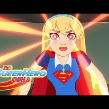 Supergirl Comes To Super Hero High In Trailer For Special