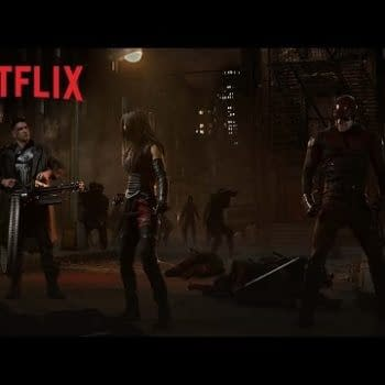 One Last Teaser As Marvel's Daredevil Season 2 Goes Live
