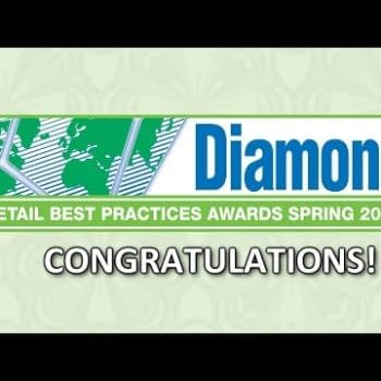 The Winners Of Spring 2016 Diamond's Retail Best Practices Awards Announced At C2E2