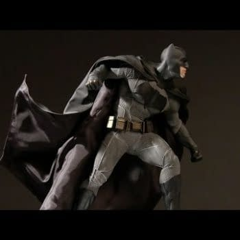 The Batman v Superman Fight Can Continue On Your Shelf