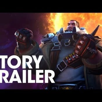 Battleborn Gets A Story Trailer And Dates For Its Open Beta