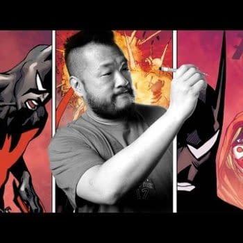 Bernard Chang Steps Into DC Comics Art Academy